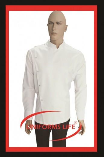 Beyaz Chef Ceket