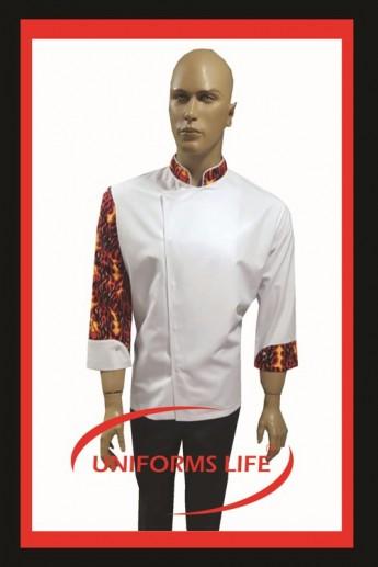 Alevli Aşçı Ceket