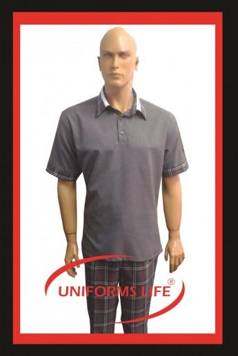 Gömlek Yaka Bulaşıkçı Takım