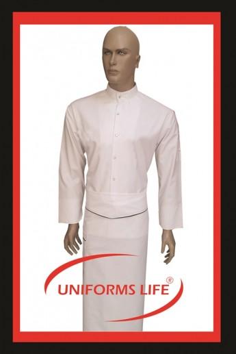 Beyaz Chef Takım