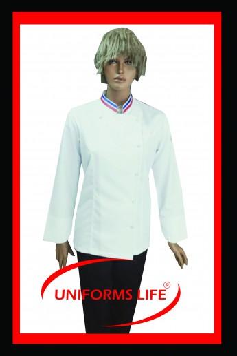 Bayan Chef Ceket