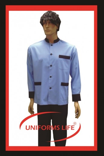 Mavi- Lacivert Erkek Housekeeping Takım